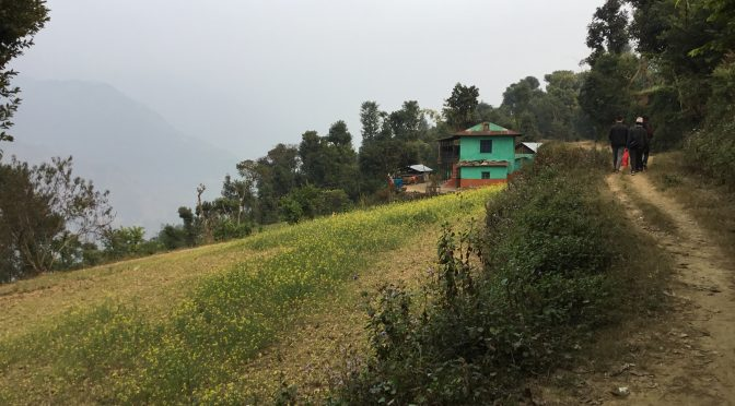 Nepáli Falu